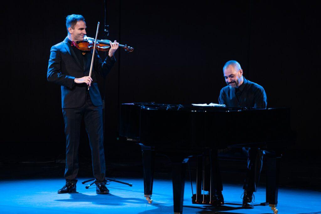 Stefan Milenković i Vasil Hadžimanov/ Photo: Jelena Ivanović