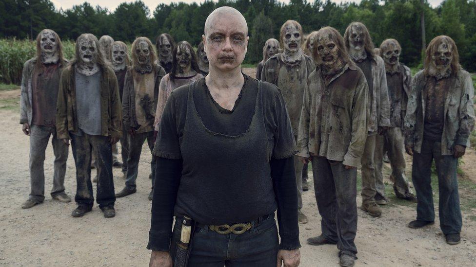 The Walking Dead/Photo: promo