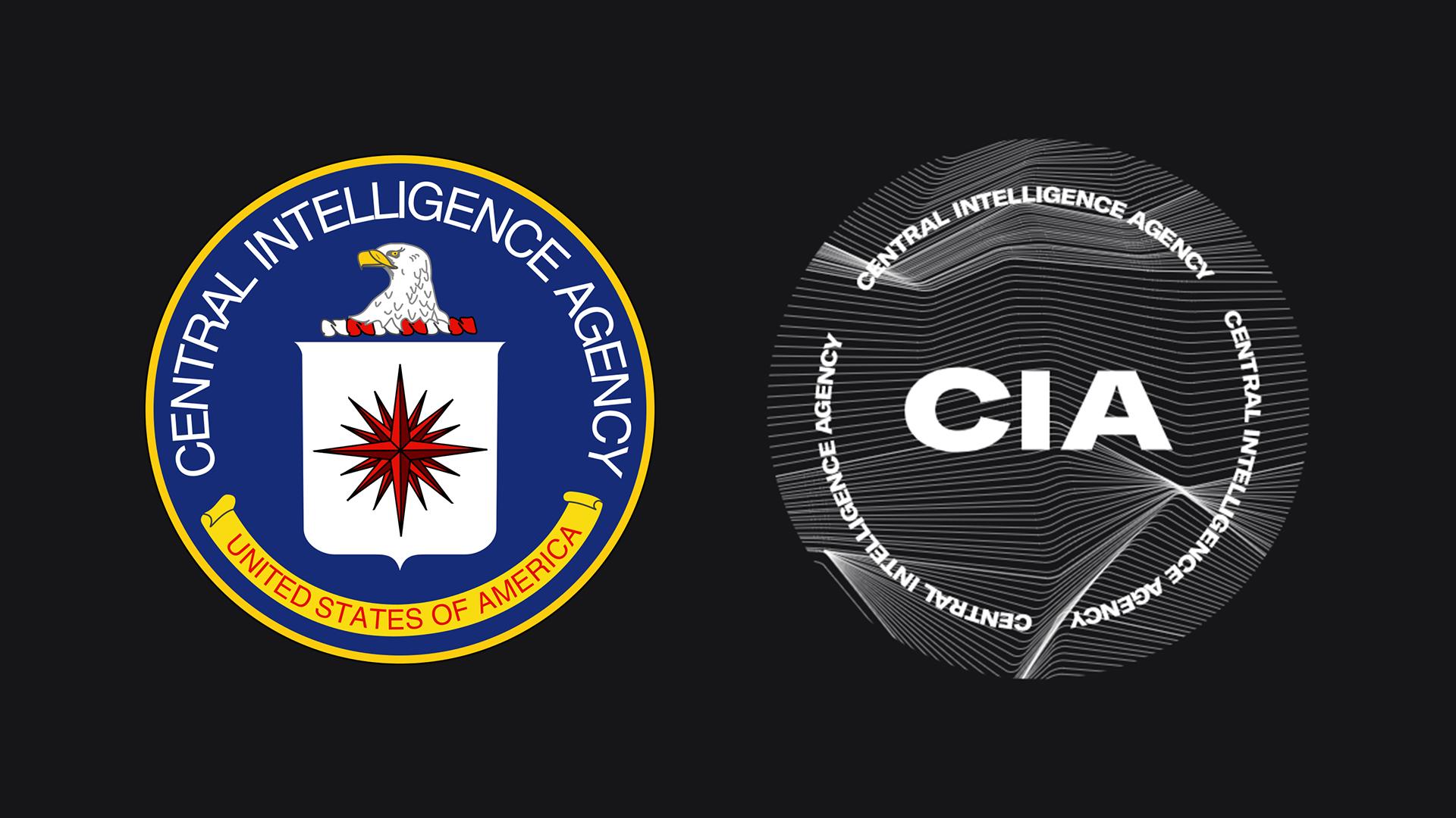 CIA logo/Photo: printscreen