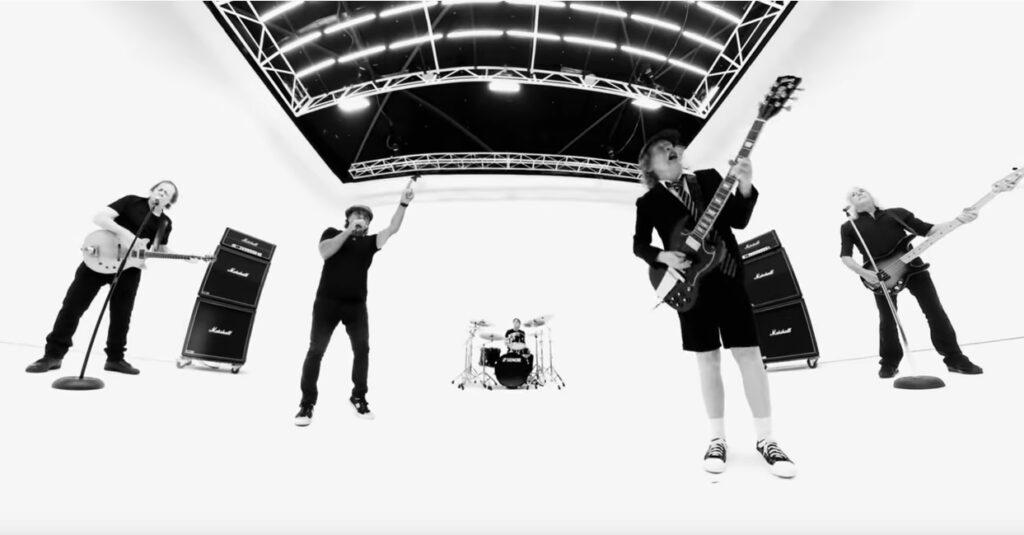 AC/DC/Photo: printscreen