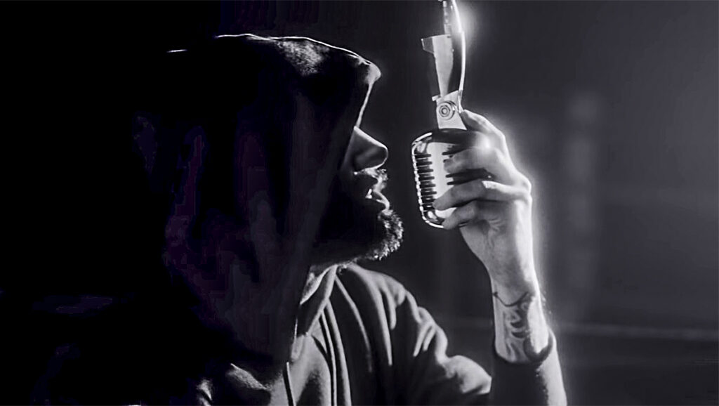 Eminem/ Photo: youtube.com printscreen
