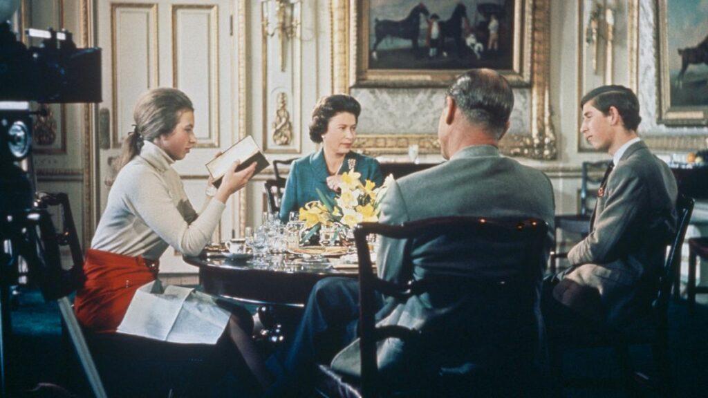 "oyal Family"" Documentary 1969/Photo: printscreen BBC"