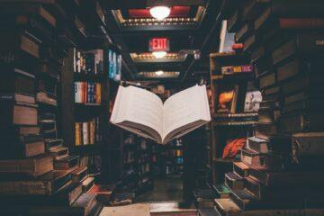 Knjige/Photo: unspash