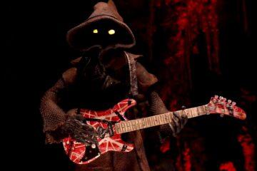 Jawa svira Van Halen/Photo: YouTube printscreen