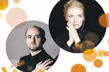 Tamara Stefanović i Nenad Lečić/ Photo: Promo (Kolarčeva zadužbina)