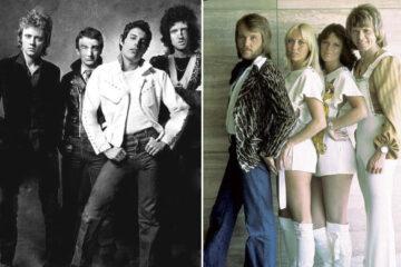 Queen, ABBA/Photo: promo