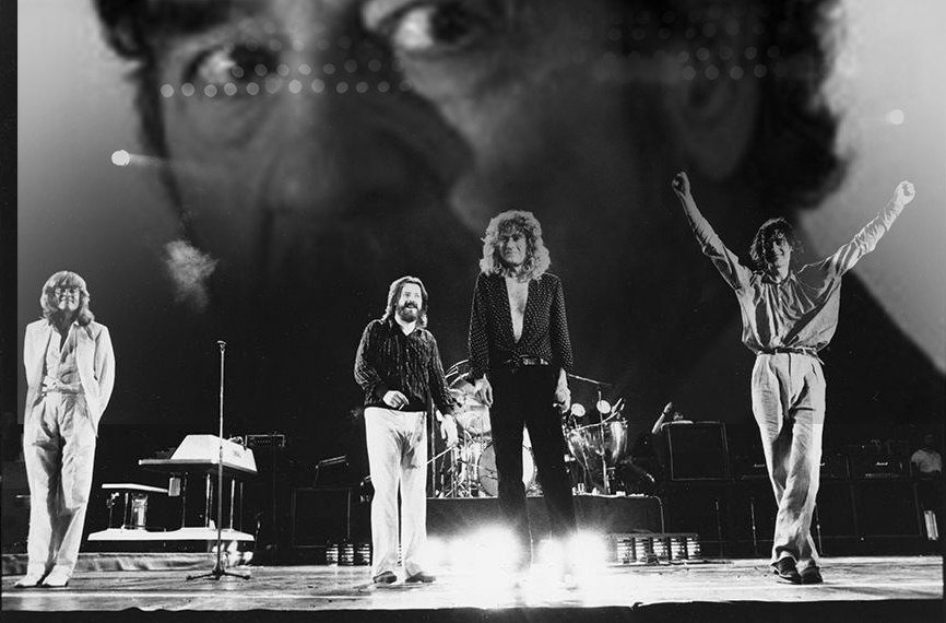 Led Zeppelin/Photo: press promo facebook@ledzeppelin