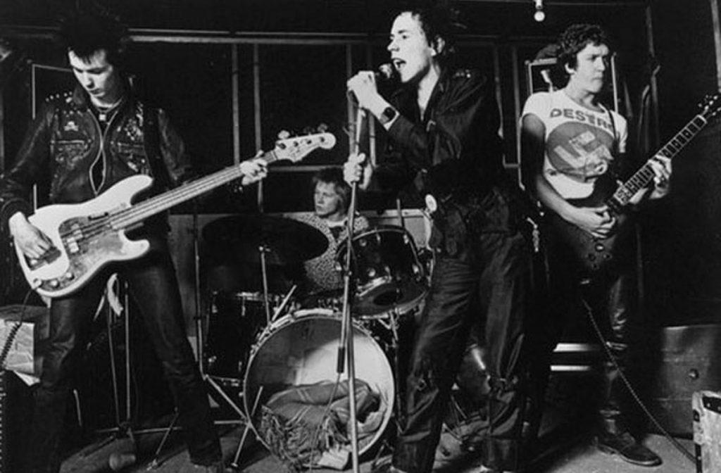 Sex Pistols/Photo: Virgin Records/sex pistols.com
