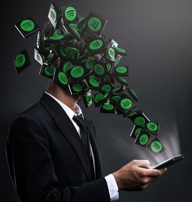Spotify/Photo: freepik