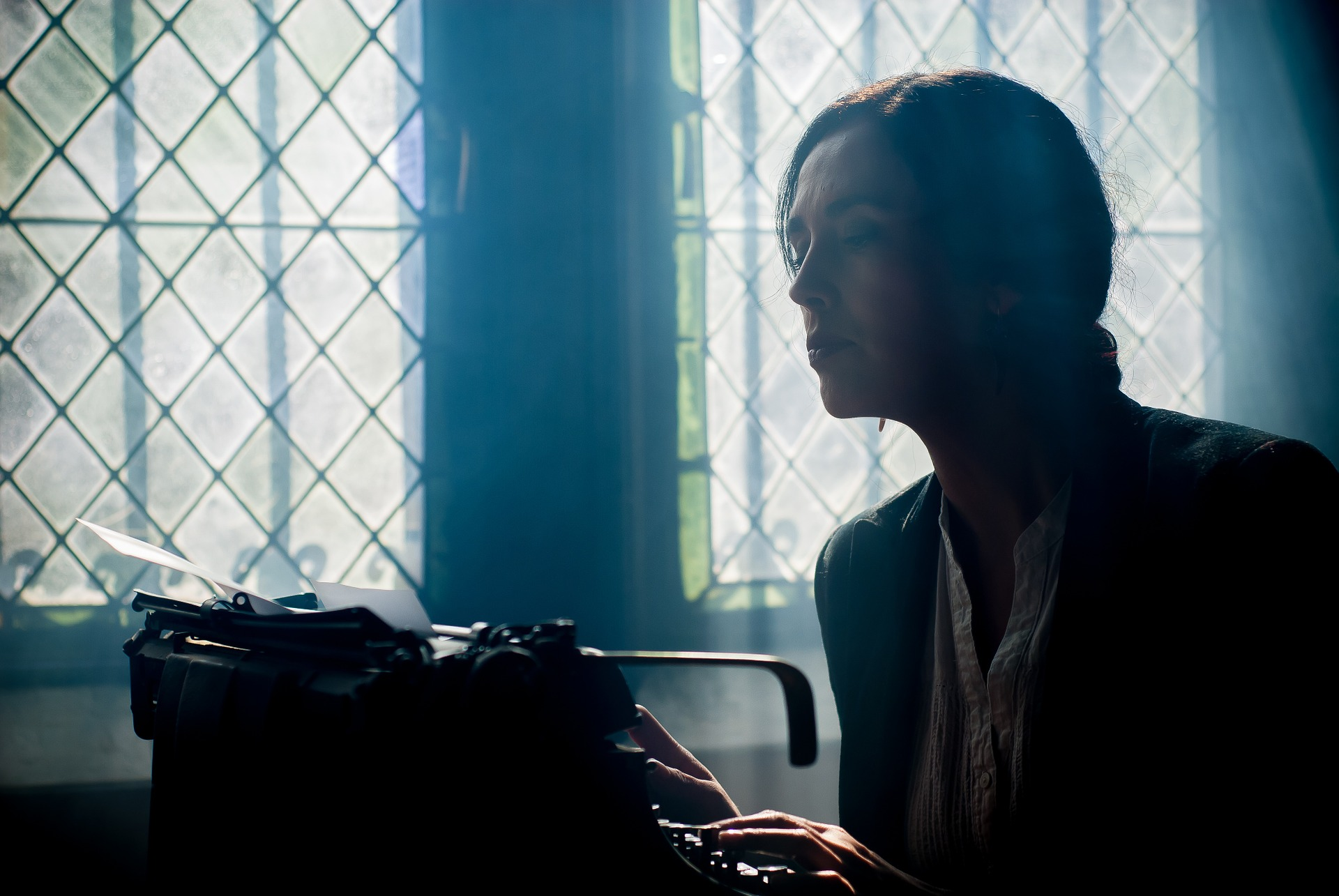 Žena pisac/Photo: Pixabay