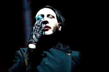 Merilin Мenson/Photo: facebook@Merilyn Manson