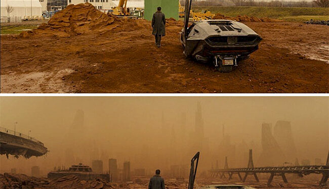 Blade Runner/ Photo: boredpanda.com
