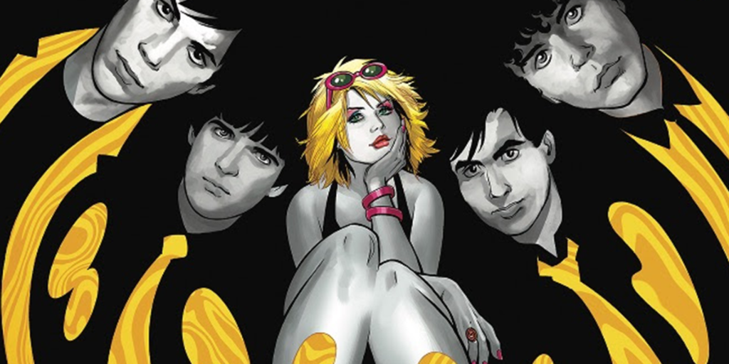 Blondie, illustration by Amanda Conner and Paul Mounts