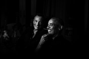 Vrus Springstin, Barak Obama/Photo: promo