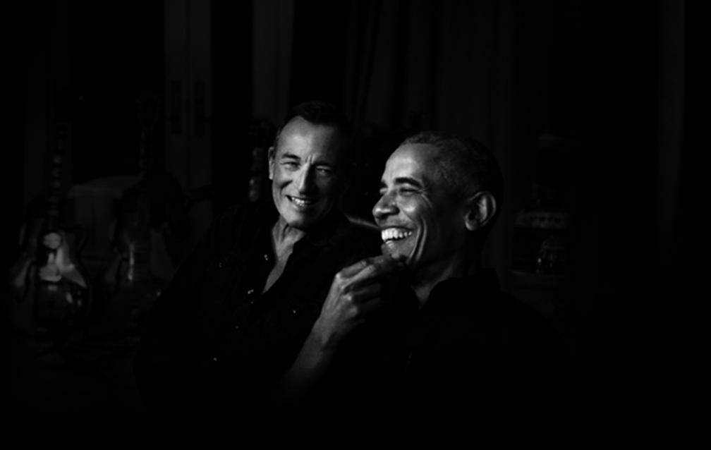 Vrus Springstin, Barak Obama/Photo: promo