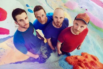Coldplay/Photo> promo