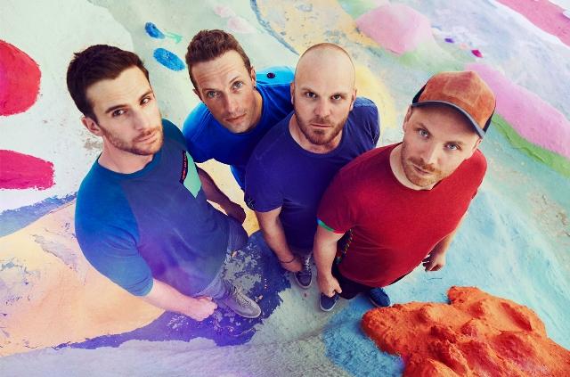 Coldplay/Photo> promo