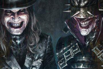 Dark Nights: Death Metal – Band Edition/Promo/DC Comics/ Marco Mastrazzo