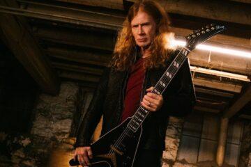Dejv Mastejn/Photo: Gibson promo