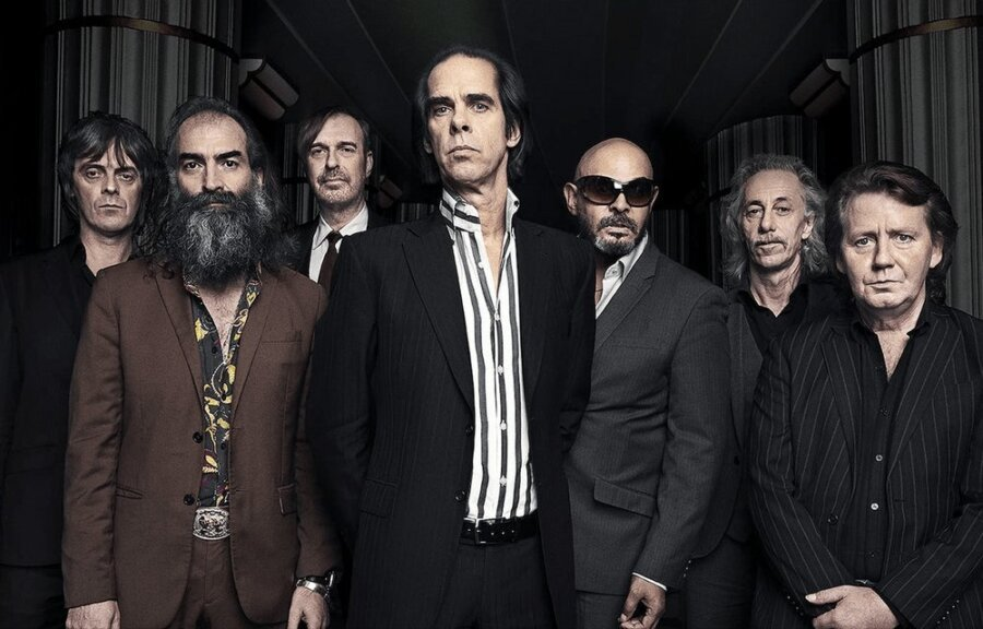 Nick Cave and The Bad Seeds/Photo: press promo