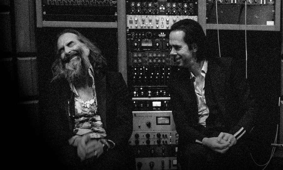 Nik Kejv i Voren Elis/Photo; Discogs promo