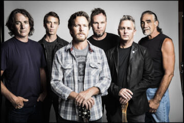 Pearl Jam/Photo: Danny Clinch press promo