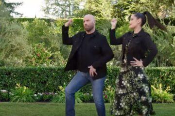 Džon i Ela Travolta/printscreen