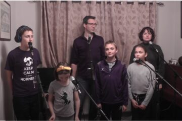 Marsh Family/Photo: YouTibe printscreen