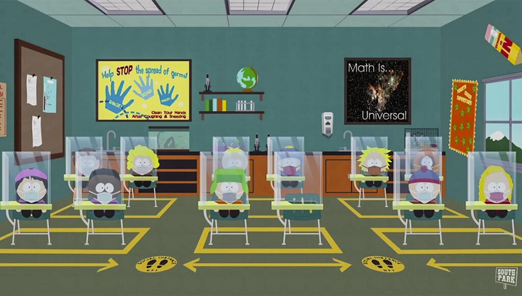 South Park/ Photo: youtube.com printscreen