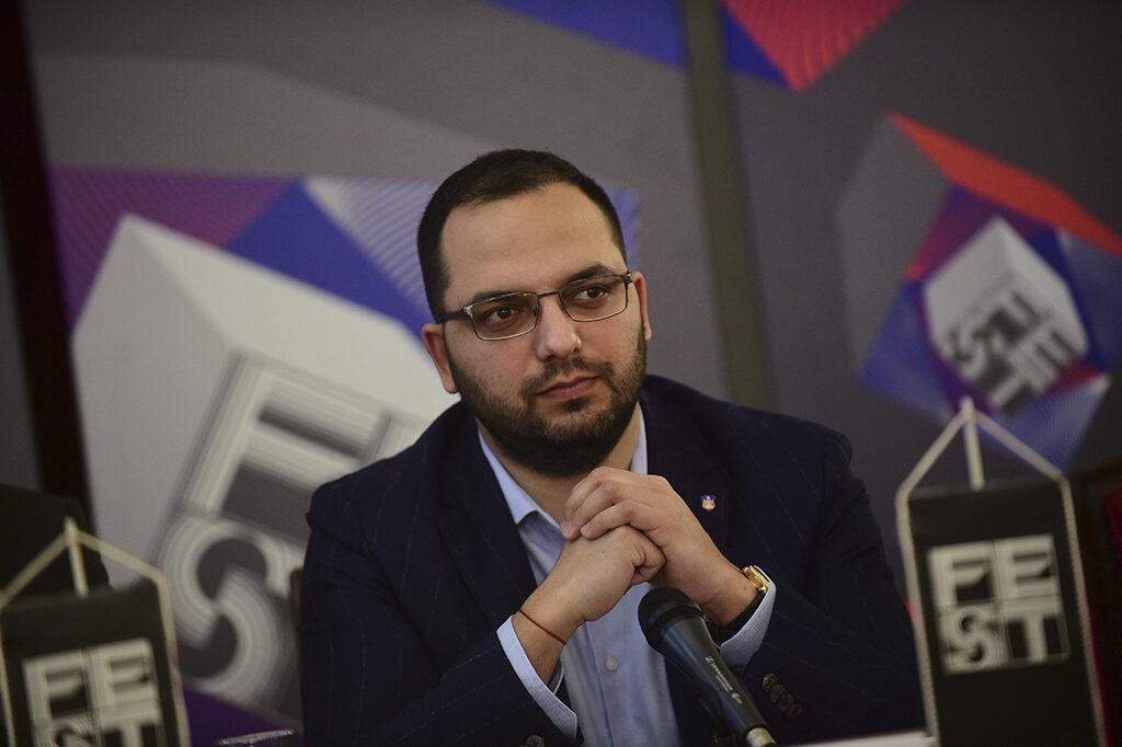 Damir Handanović /Foto: Dušan Milenković (dozvoljeno za objavljivanje)