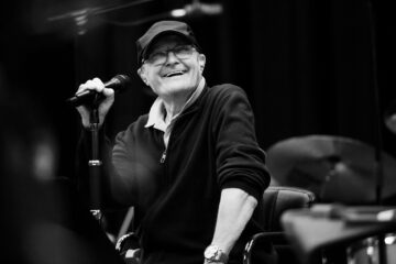 Fil Kolins/Photo: facebook@Phil Collins