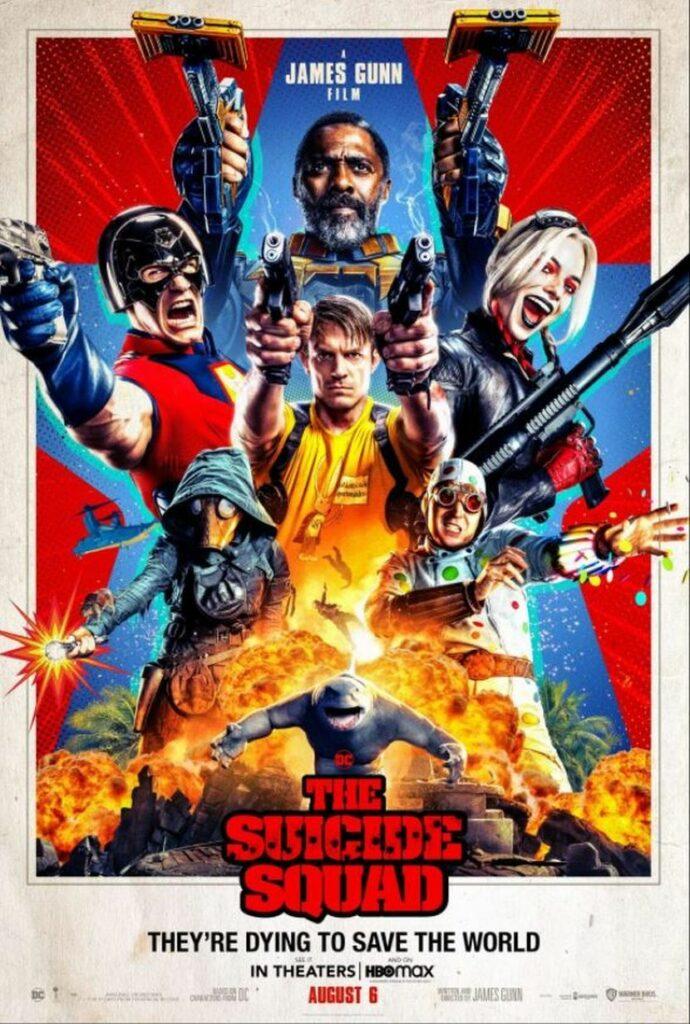 The Suicide Squad 2, plakat