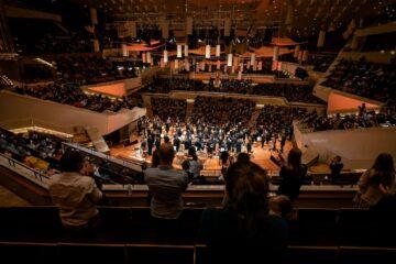 Berlinska filharmonija/Photo: facebook@BerlinPhil