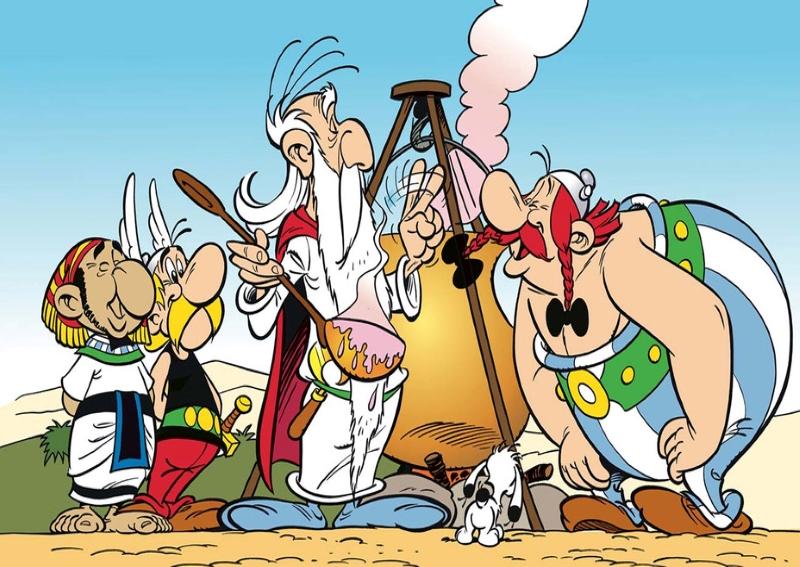 Asterix promo