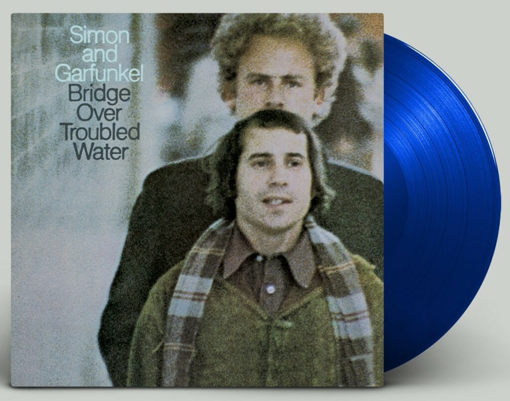 Bridge over Troubled Water, cover