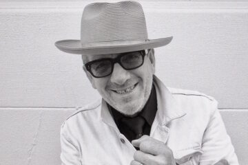 Elvis Kostelo/Photo: facebook@Elvis Costello