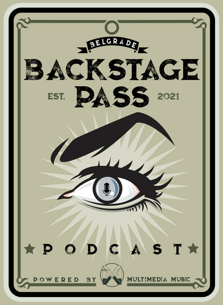 Belgrade Backstage Pass/ Photo: Promo