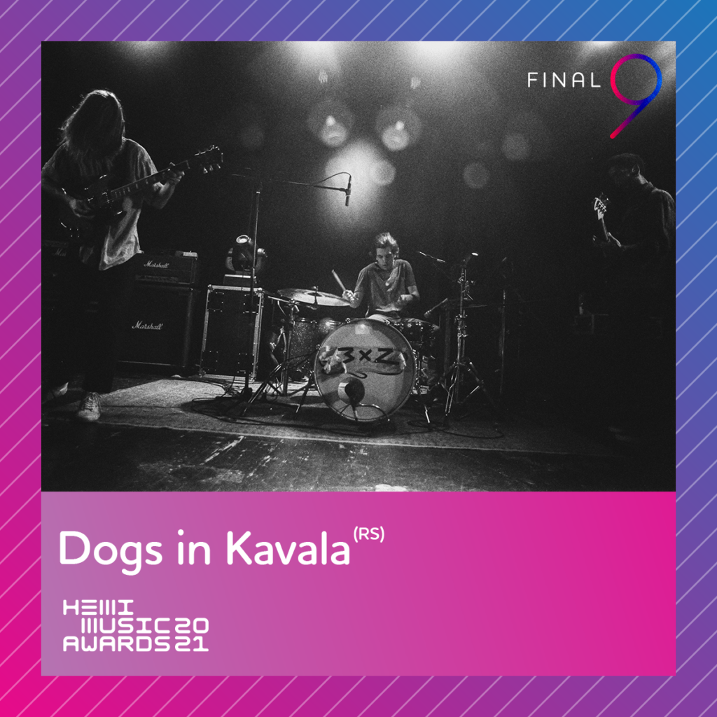 Dogs in Kavala/ Photo: Promo (Exit)