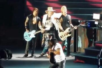 Guns N Roses/Photo: printscreen