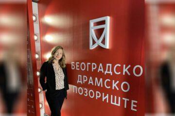 Btranka Katić/Photo: Beogradsko dramsko pozorište