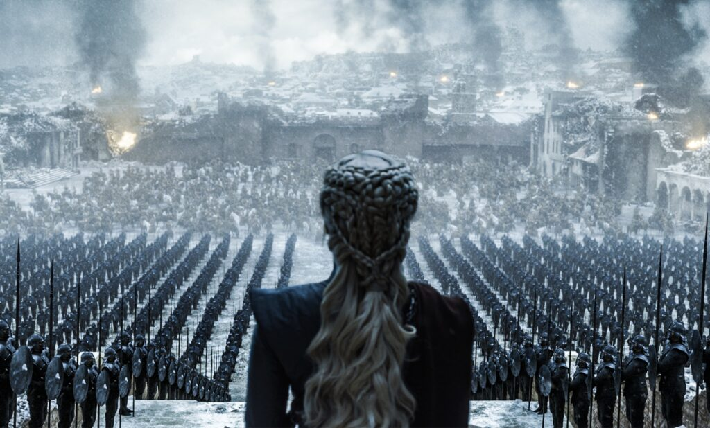Game of Thrones/Photo; promo