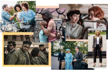 Golden Globes, promo