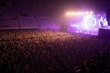 palau sant jordi concert/Photo: printscreen