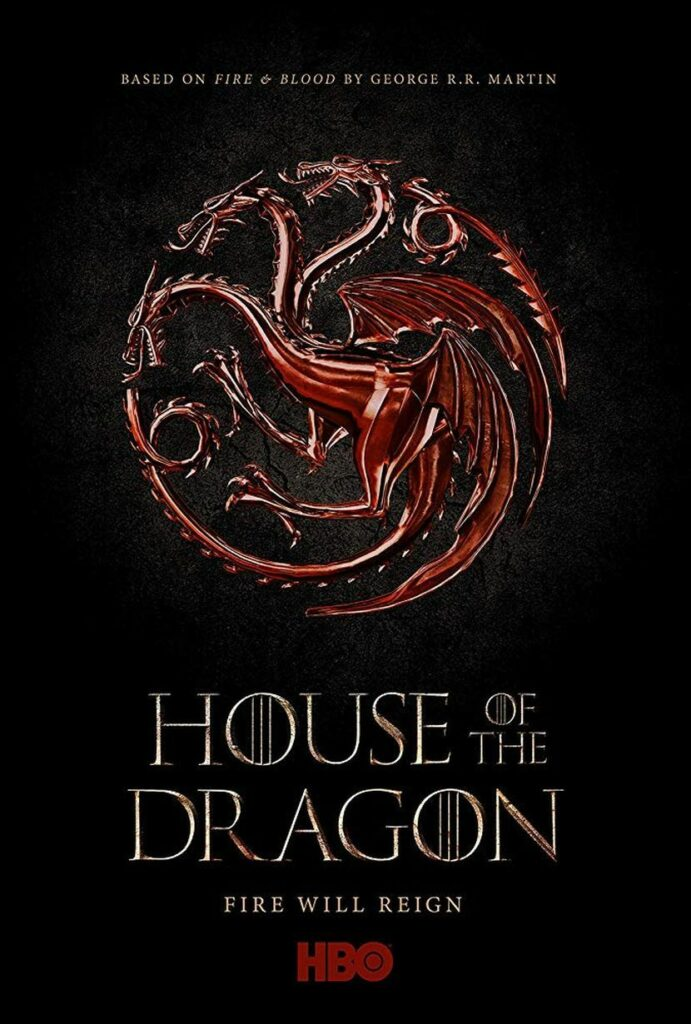 House of the Dragon, plakat