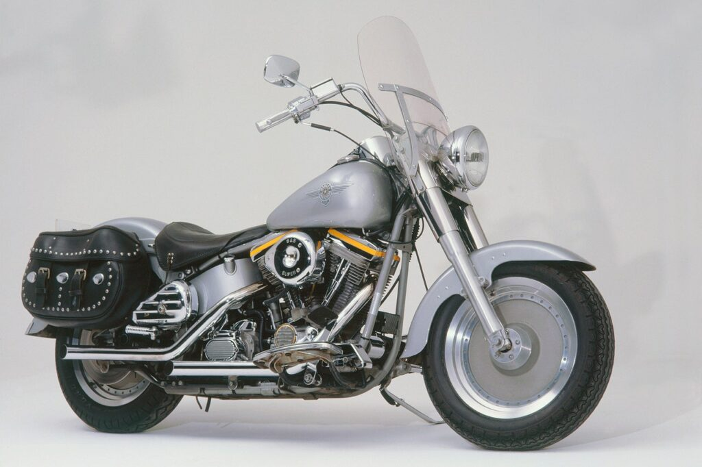 Harley-Davidson Fat Boy (1990)