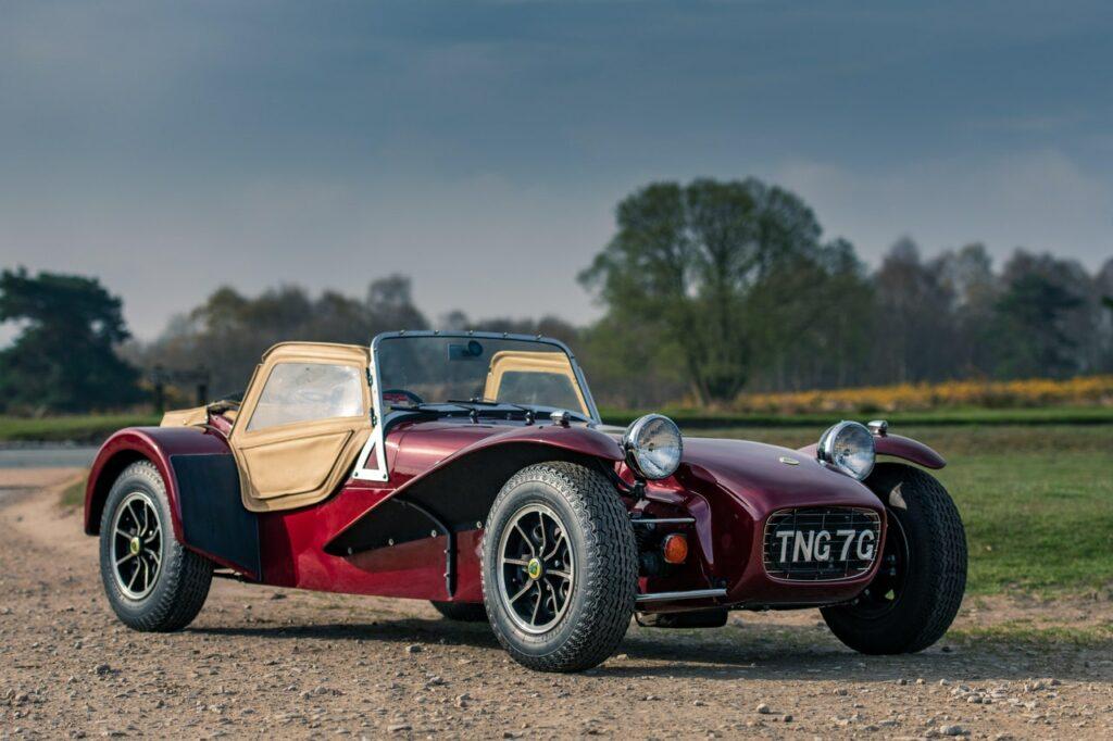 Lotus Super Seven (1961)