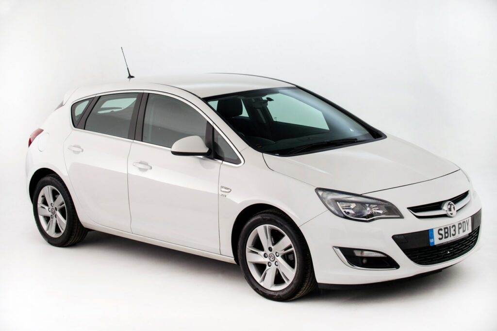Vauxhall Astra (2013)