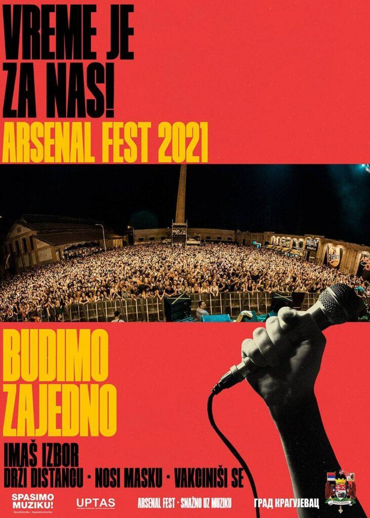 Photo: Promo (Arsenal Fest)