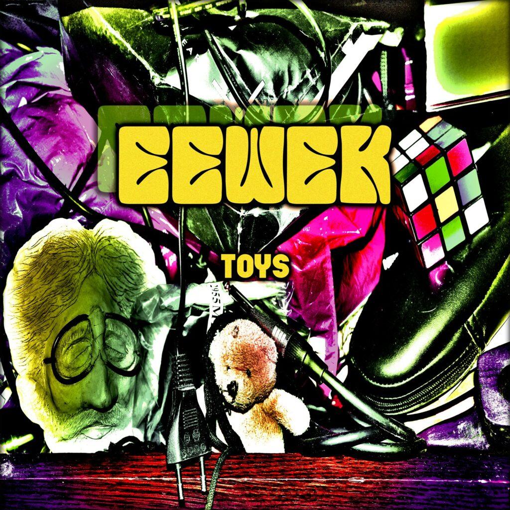 Toys, album cover/ Photo: Promo