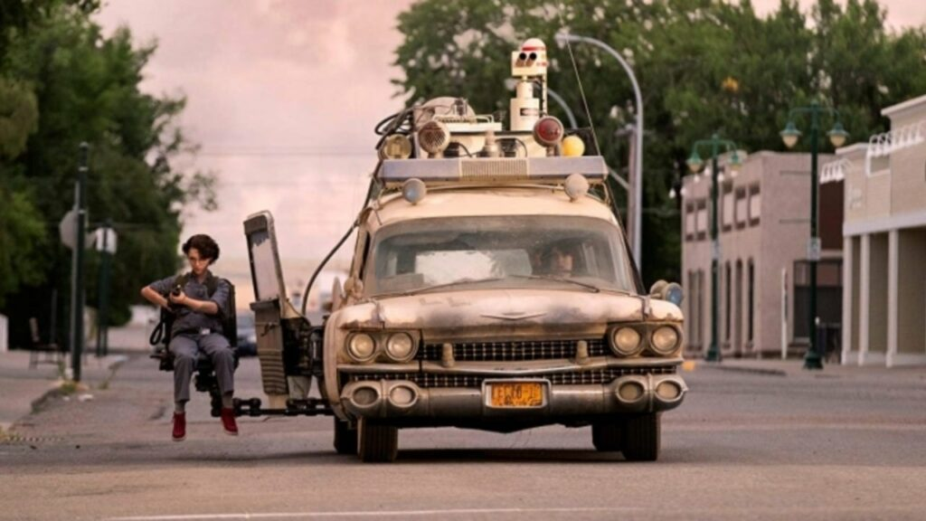 Ghostbusters: Afterlife, promo